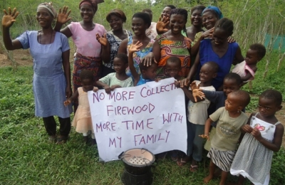 Energy Efficient Cook Stove and Moringa Tree Planting Program for Poor Families in Ghana